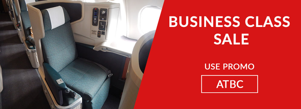 BUSINESS FLIGHTS PROMO CODES