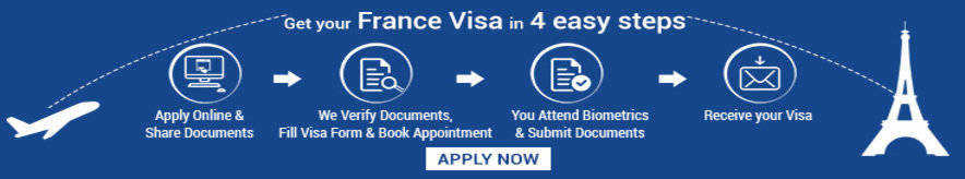 Reasons for France visa rejection or refusal - Akbar Travels
